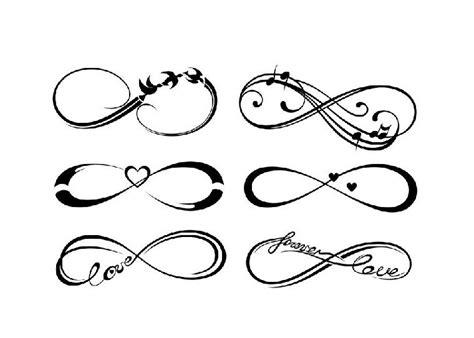 disegni da fare per grandi tatuaggi infinito idee disegni dalle dimensioni piccole