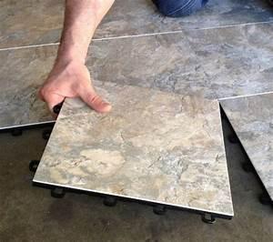Carrelage Clipsable Exterieur : carrelage a clipser castorama carrelage design carrelage ~ Premium-room.com Idées de Décoration