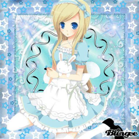 Anime Girl (light Blue) Picture #113599327 Blingeecom