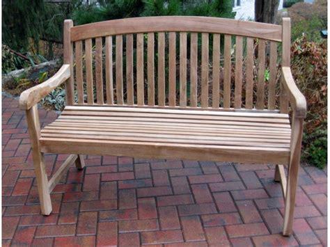 a lazy gardener find affordable teak outdoor furniture