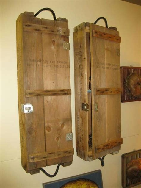 vintage kitchen cabinets for ammo boxes rustic boxes and ammo boxes 8835