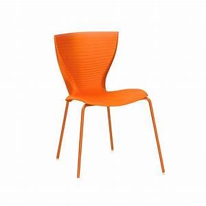 Chaise De Salle à Manger Design : chaise pour salle a manger gloria zendart design ~ Teatrodelosmanantiales.com Idées de Décoration