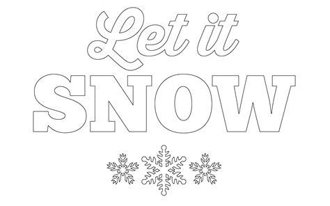 diy   snow sign artzycreationscom