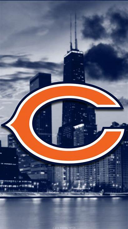 Bears Chicago Iphone Wallpapers Desktop Cubs Football