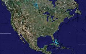 Us Map Google Earth Pictures To Pin On Pinterest