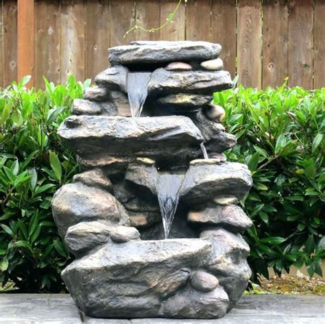 lowes garden fountains full size  outdoors fountains