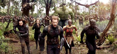 avengers infinity war earths mightiest heroes