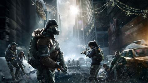 Tom Clancy's The Division Wallpapers  Wallpaper Cave