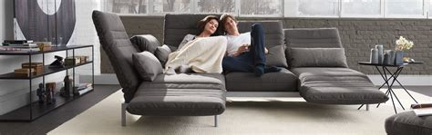 stoff sofa rolf plura funktionalität trifft design bei möbel höffner