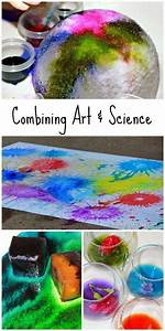 20 Colorful Activities That Combine Art And Science For