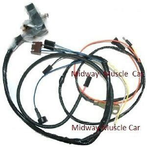 69 Chevy Truck Wiring Harnes by Engine Wiring Harness W Gauges 69 Chevy Camaro Ss 427 350