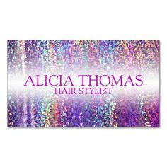 beauty cosmetics spa skincare business cards