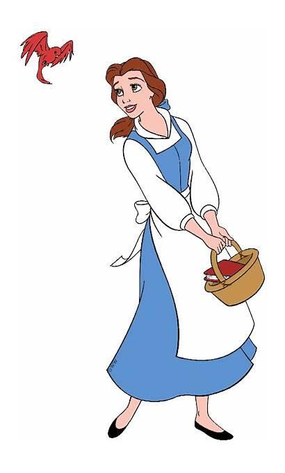 Belle Disney Clipart Clip Galore Transparent Library