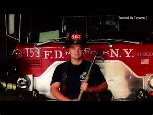 Firefighter makes ultimate sacrifice on 9/11 - YouTube