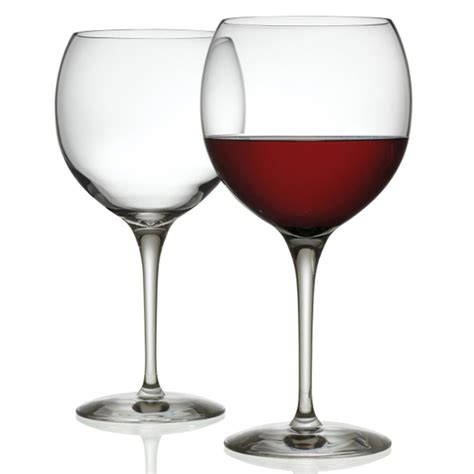 bicchieri di rosso alessi set bicchieri per rosso mami xl calici