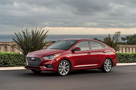 2018 Hyundai Accent Comes To California  Automobile Magazine