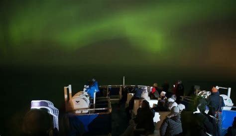 Northern Lights Boat Tour Iceland by Northern Lights Boat Tour From Reykjav 237 K Guide To Iceland