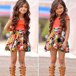Cute Long Denim Skirt Outfit | newhairstylesformen2014.com