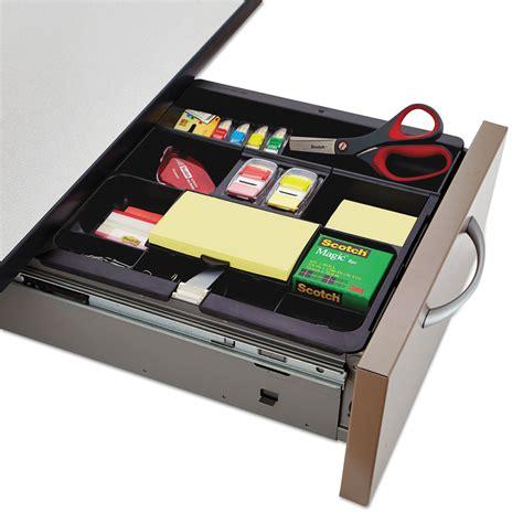 desk organizer tray recycled plastic desk drawer organizer tray by post it