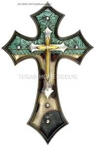 Decorative Crosses Home Image