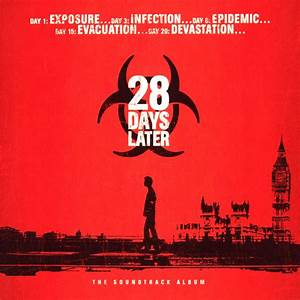 28 Days Later The Soundtrack Album