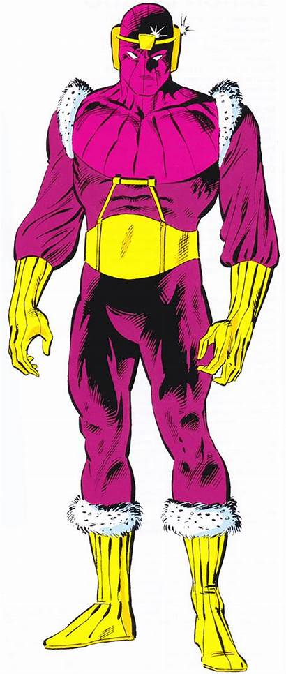 Zemo Baron Helmut Marvel Comics Citizen Thunderbolts