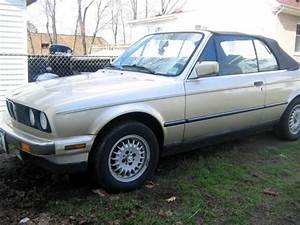 Buy Used 1989 Bmw E30 325i Convertible With 5 Speed Manual