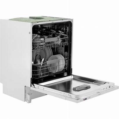 Whirlpool Dishwasher Integrated Enlarge Dishwashers