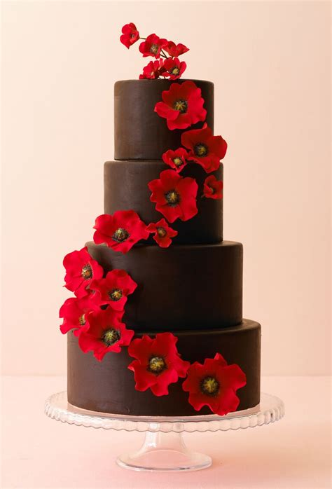 unexpected wedding cake ideas
