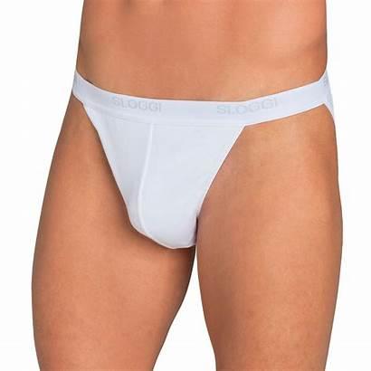 Tanga Basic Sloggi Underwear Cotton Wit