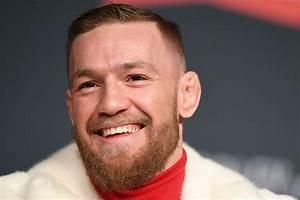 UFC Star Conor McGregor Welcomes Son Conor Jack PEOPLE com