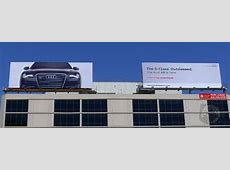 A guerra de publicidade entre marcas de automóveis Mente