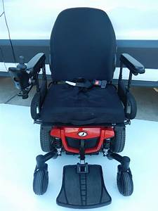 Pride Mobility Jazzy 600 Es Power Chair