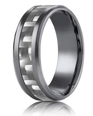 tantalum mm carbon fiber design ring
