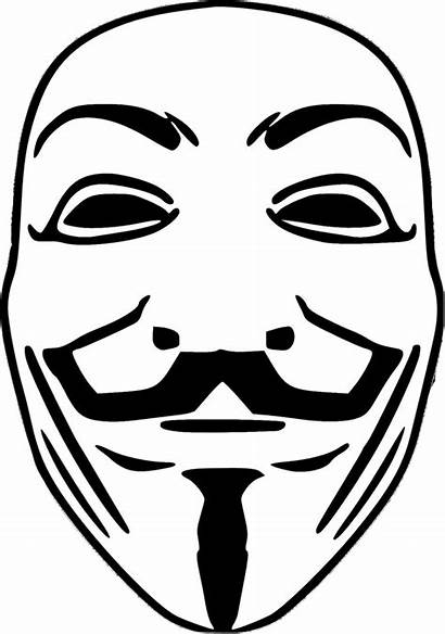 Mask Fawkes Guy Vendetta Resistance Anonymous Drawing
