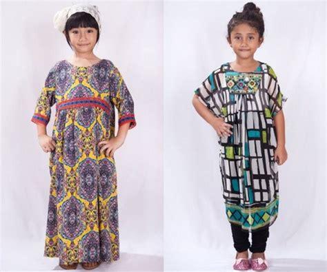 kaftan stylish untuk baju lebaran si kecil mommies daily
