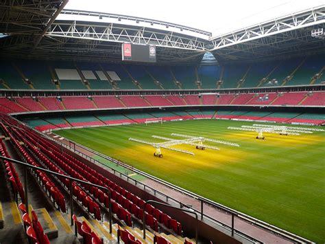 list  stadiums  wales  capacity wikipedia