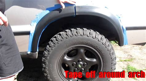 plasti dip jeep fenders how to plasti dip fender flares land rover discovery
