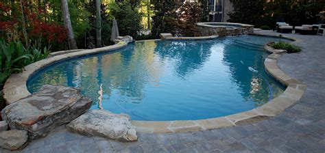 Triad Poolscapes Of Knoxville  Custom, Luxurious Swimming