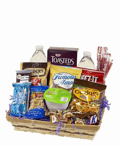 Snack Basket Gift Delivery Same Gifts Flowers