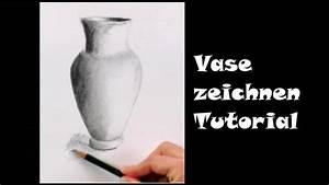 Zeichnungen Mit Bleistift Für Anfänger : zeichnen lernen f r anf nger vase mit bleistift youtube ~ Frokenaadalensverden.com Haus und Dekorationen