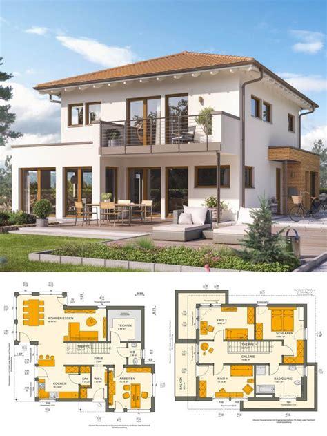 Moderne Häuser Mit Walmdach by Stadtvilla Neubau Mediterran Im Landhausstil Mit Walmdach
