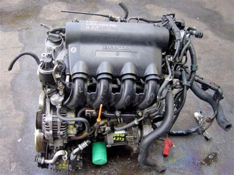 Honda Fit/ Jazz, Engine