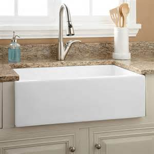 30 white farmhouse sink 30 farmhouse sink white befon for