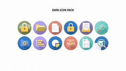 Icons Presentation Data Template Powerpoint Templates Pack