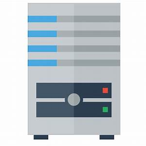 Computers, servers, web host icon | Icon search engine