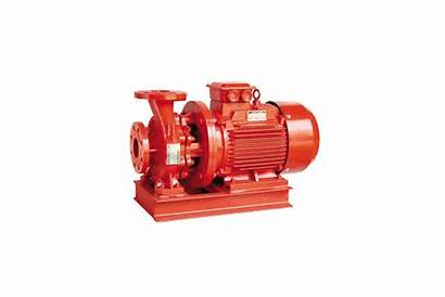 Fire Water Equipment Pumps Electric Fighting Safety