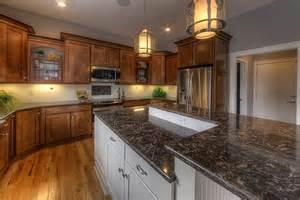 laneshaw cambria quartz installed design photos and reviews granix inc - Mystery Island Kitchen