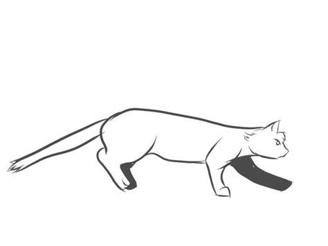 Cat Run Cycle ~skecht~ By Ice-phoenvi On Deviantart