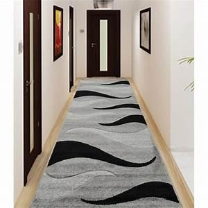 havanna tapis de couloir 80x300 cm achat vente tapis With tapis couloir avec canapé 300 cm